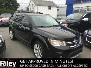 2012 Dodge Journey R/T STARTING AT $148.44 BI-WEEKLY