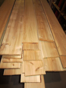 Rough Cedar Timbers For Sale