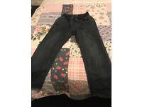 Boys DKNY jeans age 6