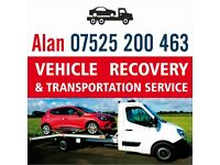 MANCHESTER TO LONDON FROM £180 * T&C APPLY - CAR COLLECTION , DELIVERY AND RECOVERY SERVICE
