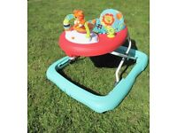 baby walker - new condition
