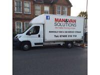 Removals / Man & Van Service - Stirling