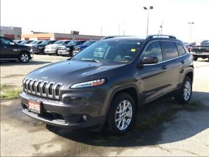 2015 Jeep Cherokee NORTH**V6**BLUETOOTH**BACK UP CAMERA**