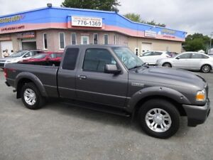 2011 Ford Ranger Sport 4X4 AUTOMATIQUE MAGS  A/C MARCHE PIEDS CD