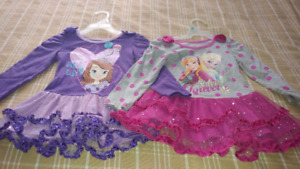 SIZE 2T GIRLS DRESS