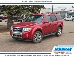 2010 Ford Escape Limited *4WD *Leather *Sirius XM