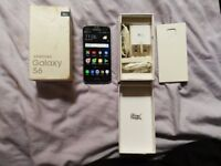 SAMSUNG GALAXY S6 ON EE (CAN UNLOCK FOR ASKING PRICE) NEAR MINT CONDITION BOXED