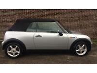 MINI COOPER ONE CONVERTIBLE