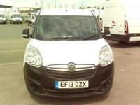 Vauxhall Combo 2000 L1 H1 DIESEL MANUAL WHITE (2013)
