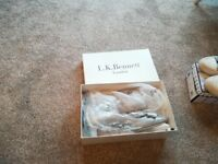 L.K.Bennett sparkly shoes size 39 GENUINE (never been worn)