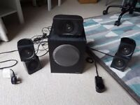 Surround Sound PC Speakers Creative Inspire T6200