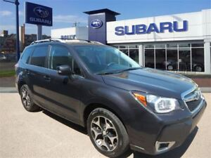 2014 Subaru Forester XT Limited with Eyesight Tech
