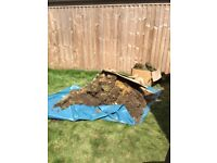 Approx 1.5 tonnes of topsoil FREE