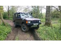 Landrover discovery 3 door off road ready 1395 ono