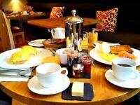 Part time Breakfast Waiter/ess