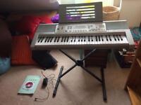CASIO Electronic Keyboard CTK-810