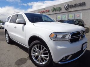2016 Dodge Durango Limited--Bluetooth, Blu-ray--High River Alber
