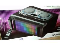 Ibiza Sound Portable 2.1 Audio System
