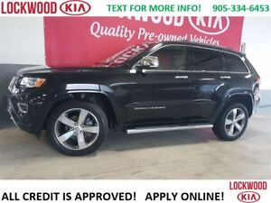 2015 Jeep Grand Cherokee Overland - 2 WEEK MANAGERS SPECIAL!!!