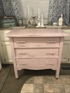Shabby Chic Antique Dresser *SOLD*