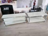 Coffee Table & Tv Unit