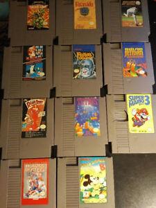11 Nintendo games package