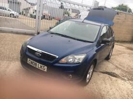 2008 FORD FOCUS PETROL 1.6cc HPI CLEAR