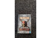 Pirates of the carabean two film collection