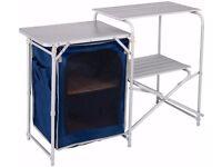 Aluminium Camping Kitchen and Table Set