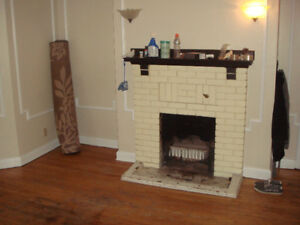 Large Downtown  2 bed avail Sept 1 located 5397 Inglis.