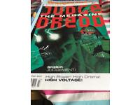 JUDGE DREDD The Megazine no. 6 Mar 1991