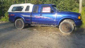 2003 Ford Ranger edge Pickup Truck