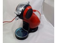 NESCAFE Dolce Gusto Melody 3 KP220 Manual Coffee Machine by Krups - Red