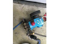 CAT Pump for sale - to fit power washers. £150