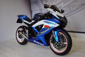 2011 - SUZUKI GSXR 600 K9, EXCELLENT CONDITION, £6,250 OR FLEXIBLE FINANCE