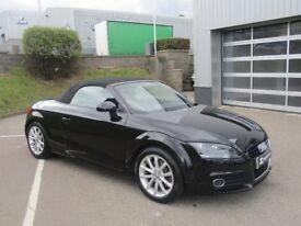 Audi TT TFSI SPORT (black) 2011-03-28