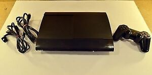 Ps3 Superslim 2 month used with 1 yr warrant - reduced