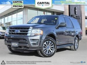 2017 Ford Expedition XLT 4WD **Rear Cam-Heated Seats-Bluetooth**