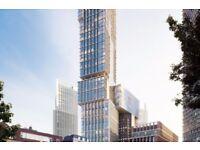 Aykon London ONE by Versace, London's first designer Apartments at Nine Elms