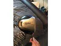 Taylormade R580 driver hardly used