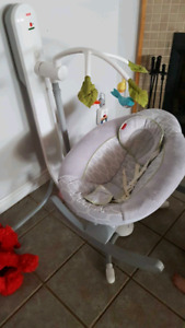 30$ Fisher price smart connect swing 4in1 for sale