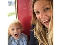 Fun-loving nanny required for 2 friendly Hackney families (4 children between us - 5, 4, 2 and 1)