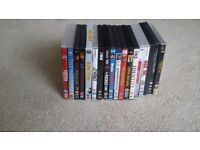 Mix lot DVD Horror Action Drama dvds dvd