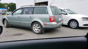2005 passat wgn diesel leather loaded needs transmission