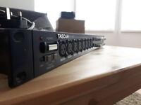 Tascam US-1641 USB Audio Interface