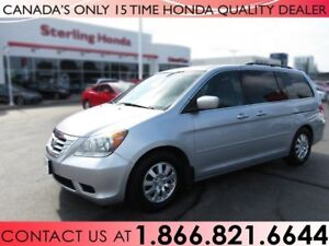 2010 Honda Odyssey EX-L | NO ACCIDENTS | LEATHER