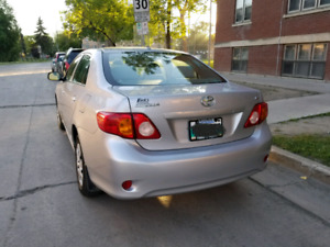 2010 Toyota Corolla clean title new safety