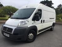 2013 Fiat Ducato 35 Maxi Multijet LWB, Med Roof, FSH, Immaculate Condition, NO VAT
