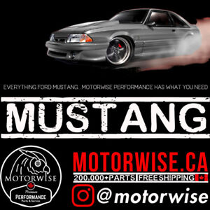 Ford Mustang Performance Parts , Rims, Tires, Exterior/Interior