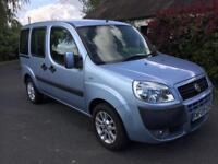 Fiat Doblo 1.3 Multijet Dynamic 5dr (blue) 2009